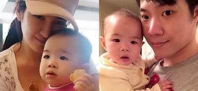 黄奕低调为女儿铛铛庆祝6岁生日 董璇钟丽缇带女儿参加画面温馨