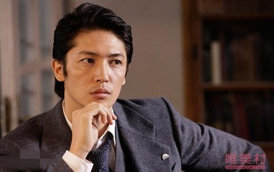 日本人气演员玉木宏当爸 与妻子南晴夏结婚两年传出喜讯